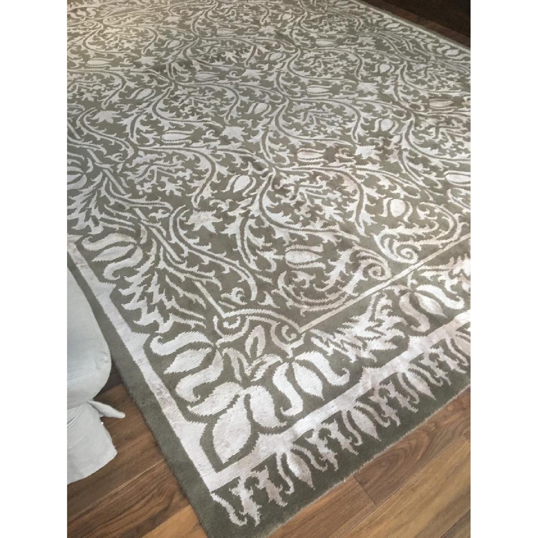 Restoration Hardware Wool Carpet in Neutral-4