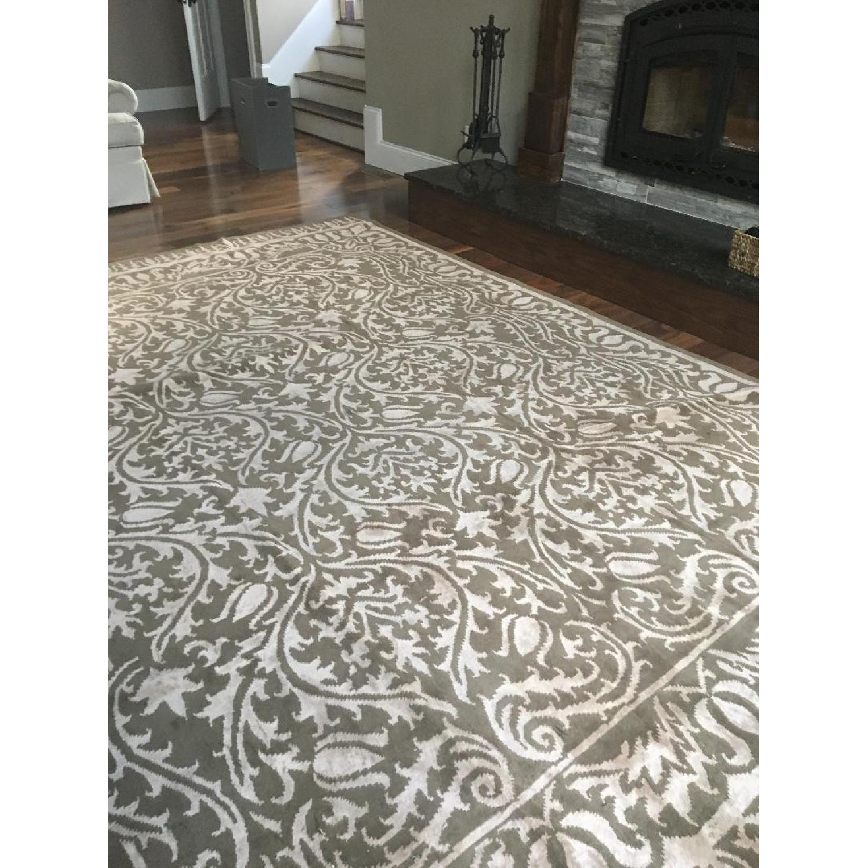 Restoration Hardware Wool Carpet in Neutral-5