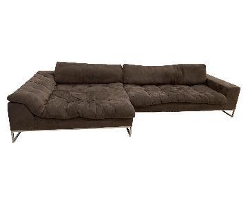Environmental Furniture Studio Sectional Sofa