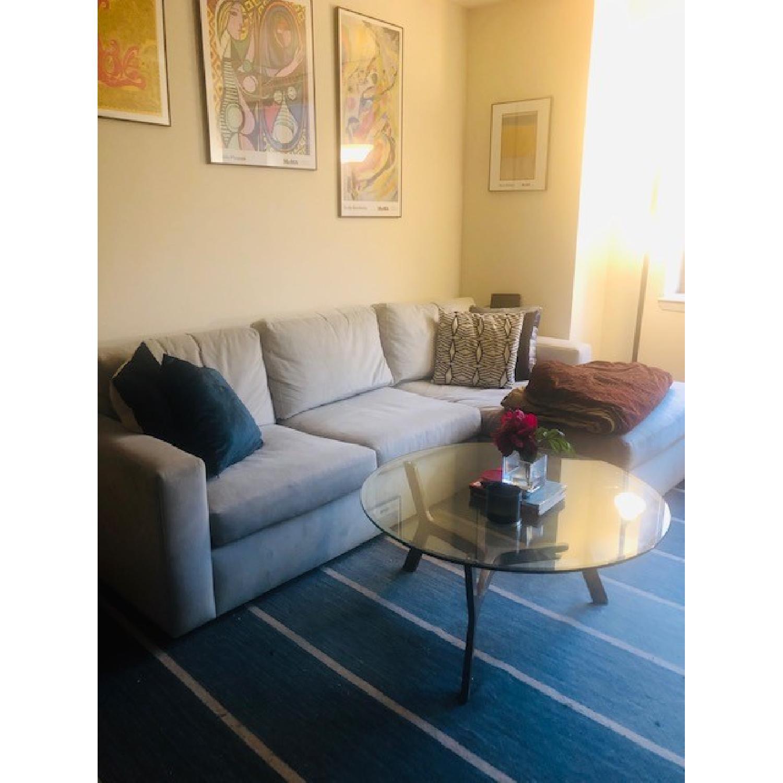 Room & Board Easton Sectional Sofa-0