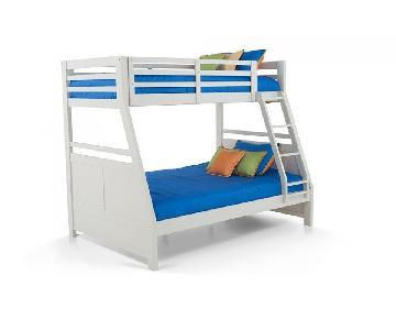 Bob's Chadwick Twin/Full Bunk Bed