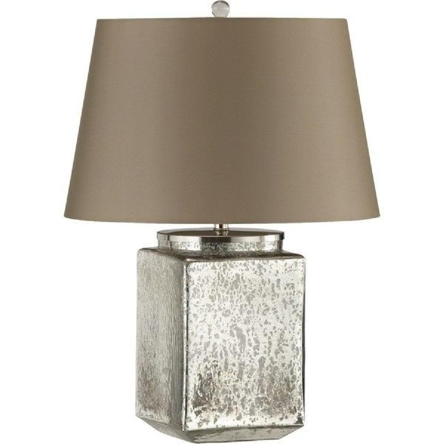 Crate & Barrel Jolie Table Lamp