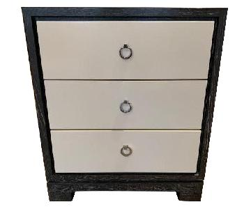 Bungalow 5 Bryant 3-Drawer Side Tables/Nightstands