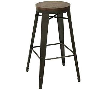 Better Homes and Gardens Harper Industrial Stools