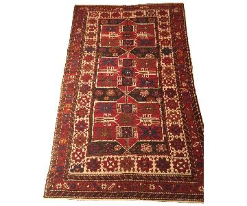 Antique Shirvan Causasus Wool Rug