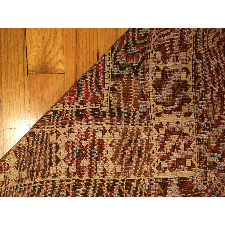 Antique Shirvan Causasus Wool Rug-3