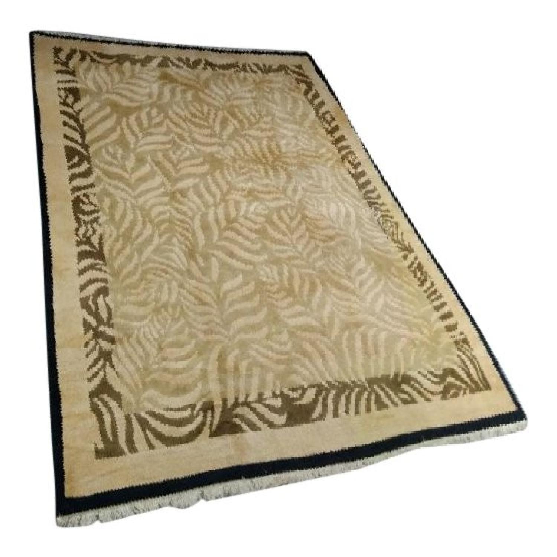 Odegard Carpets Handmade Himalayan Wool Rug