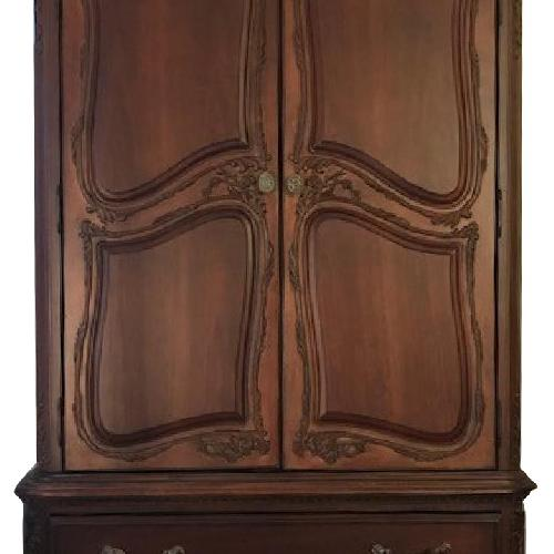 Used American Drew Jessica McClintock Armoire for sale on AptDeco