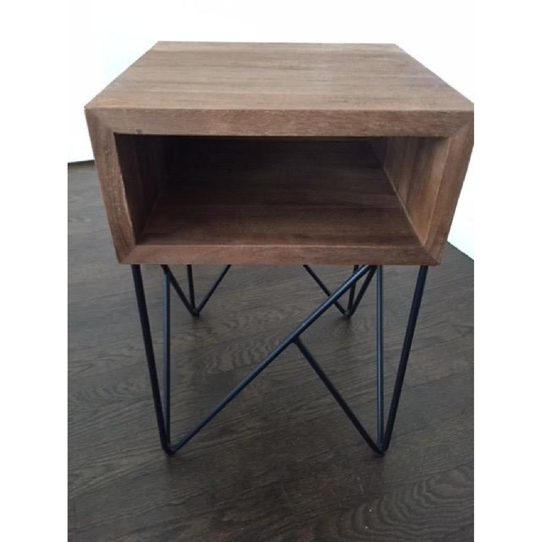 Crate & Barrel Dixon Side Tables-2
