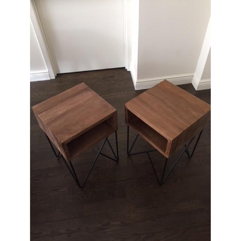 Crate & Barrel Dixon Side Tables-3