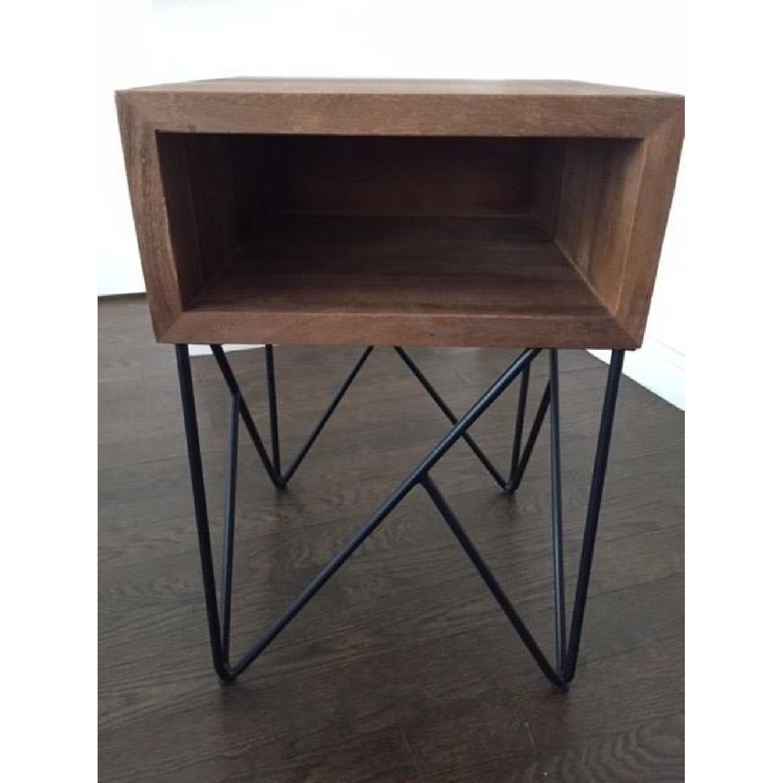 Crate & Barrel Dixon Side Tables-4