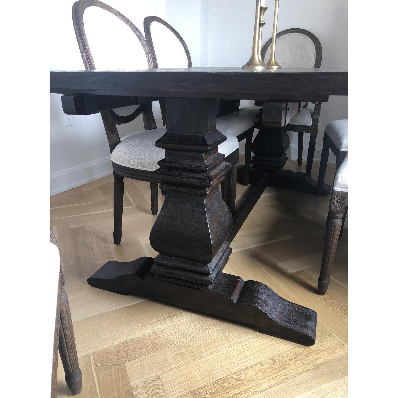 Superb World Market Arcadia Extendable Table Aptdeco Ibusinesslaw Wood Chair Design Ideas Ibusinesslaworg