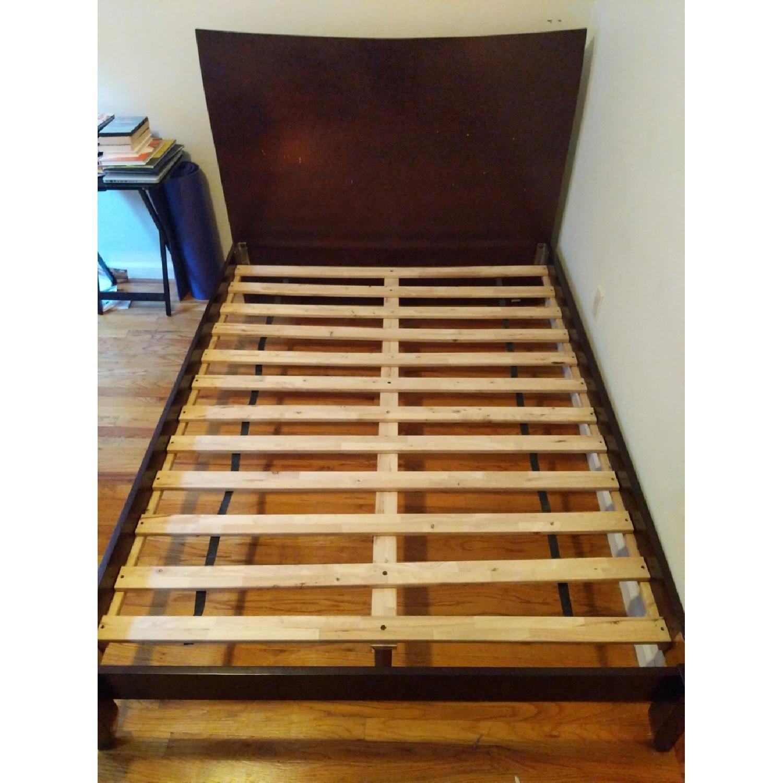 J&M Furniture Domain Full Size Platform Bed in Java-0