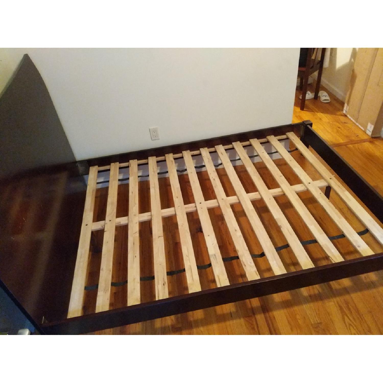 J&M Furniture Domain Full Size Platform Bed in Java-1