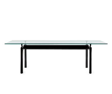 Design Within Reach Cassina Le Corbusier LC6 Dining Table