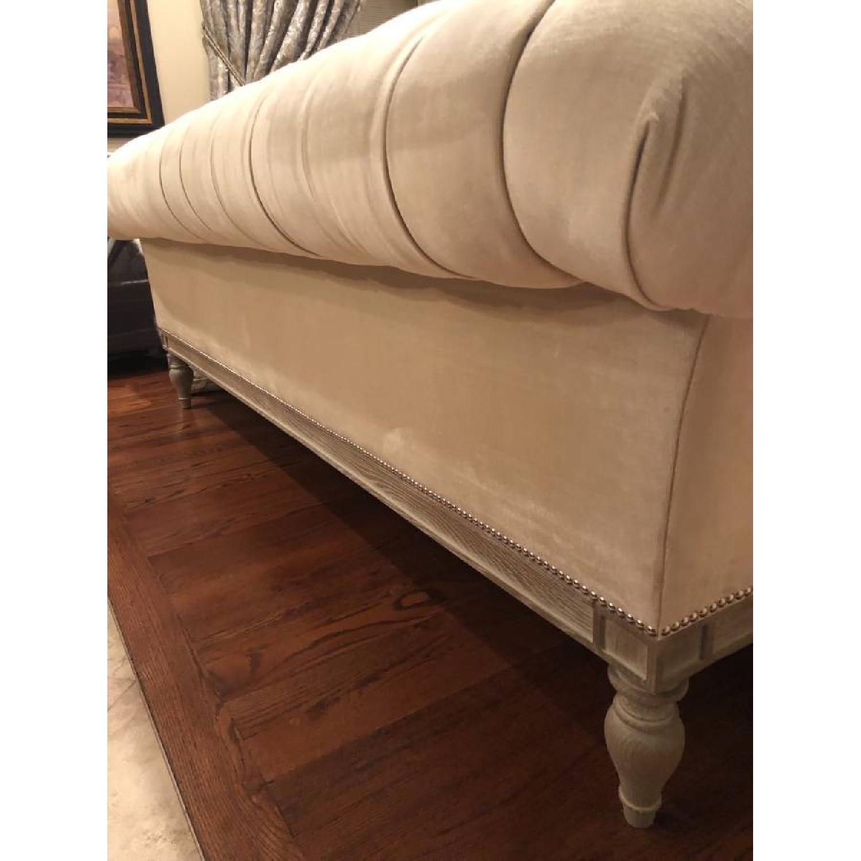 Bernhardt Chesterfield Tufted Sofa & Chair-4