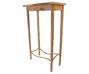 The Criquet Table