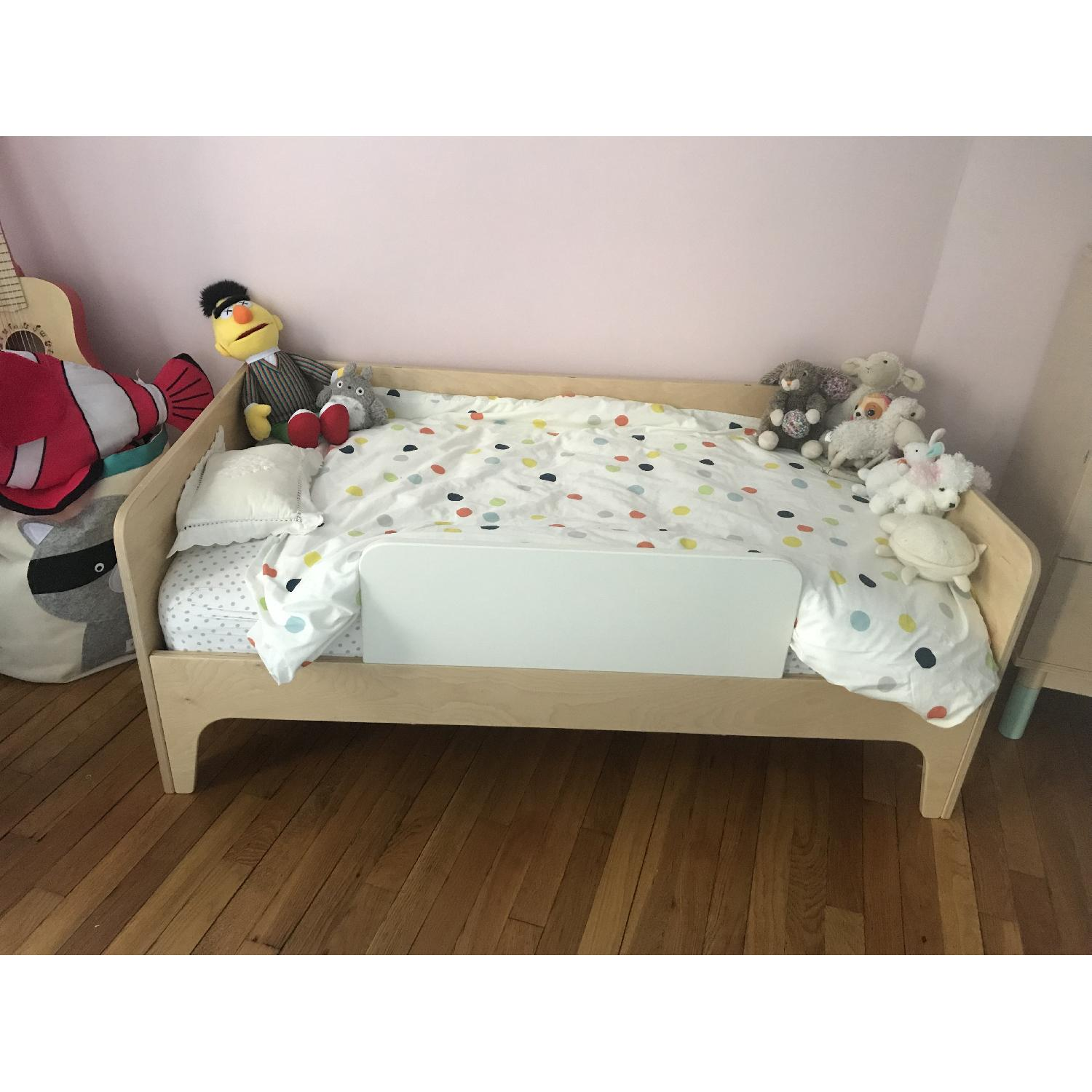 Oeuf Perch Toddler Bed-0