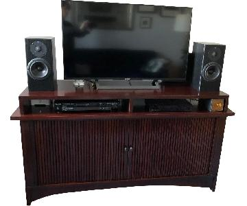 Stickley Mission Media Console