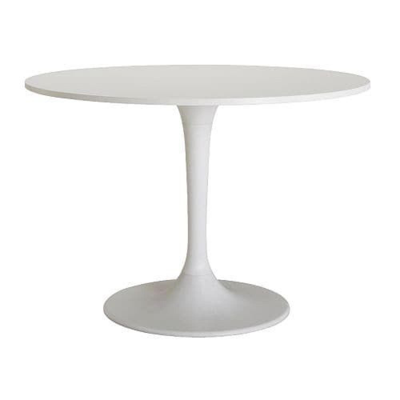 Ikea Docksta Tulip-Style Dining Table