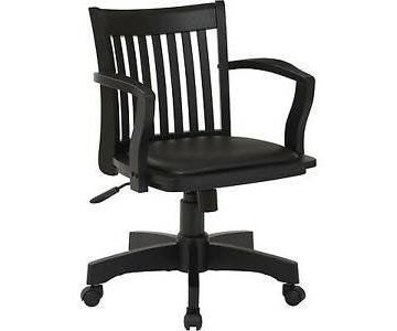 Office Star Products Vintage Style Office Chair