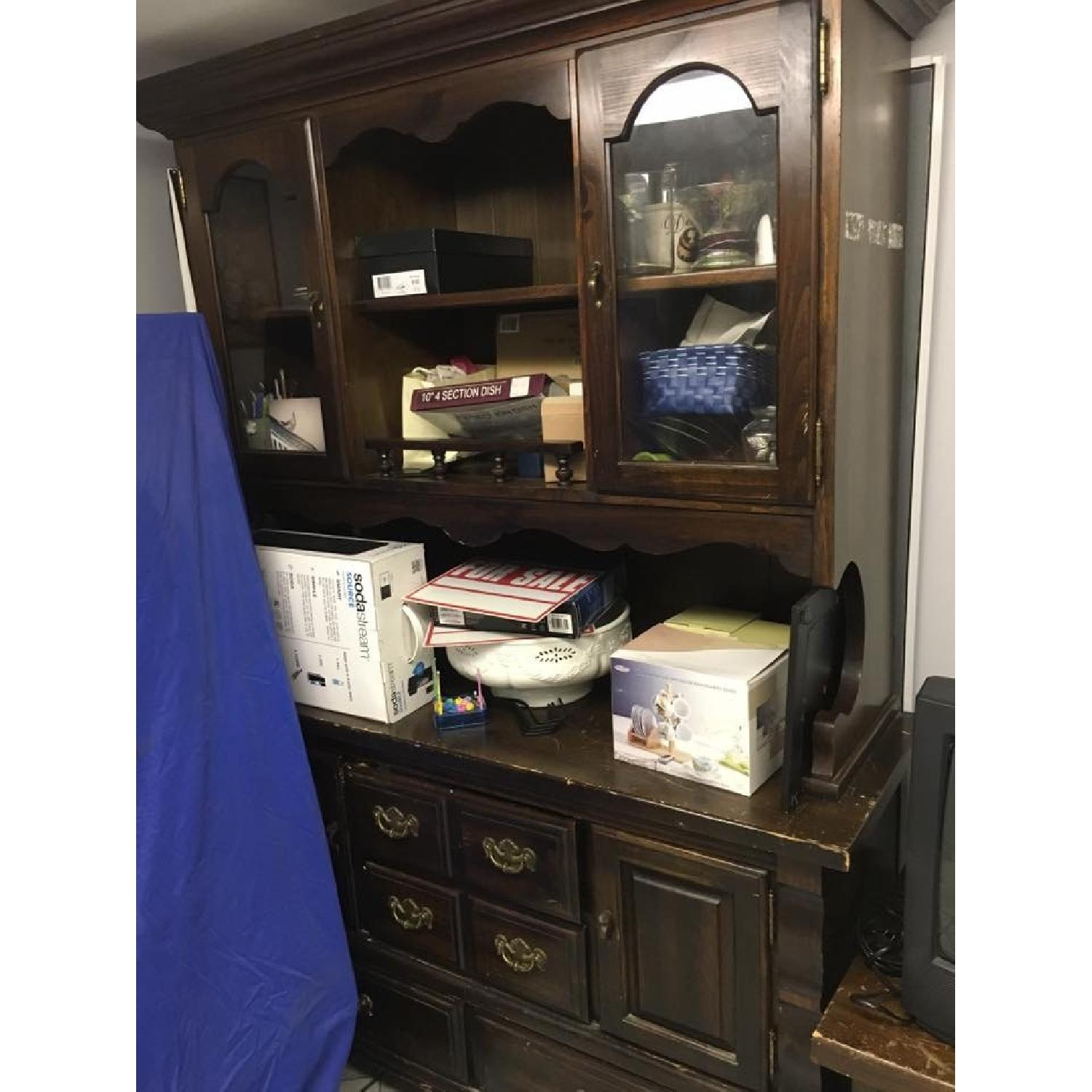 Kitchen/Dining Room Hutch - image-1