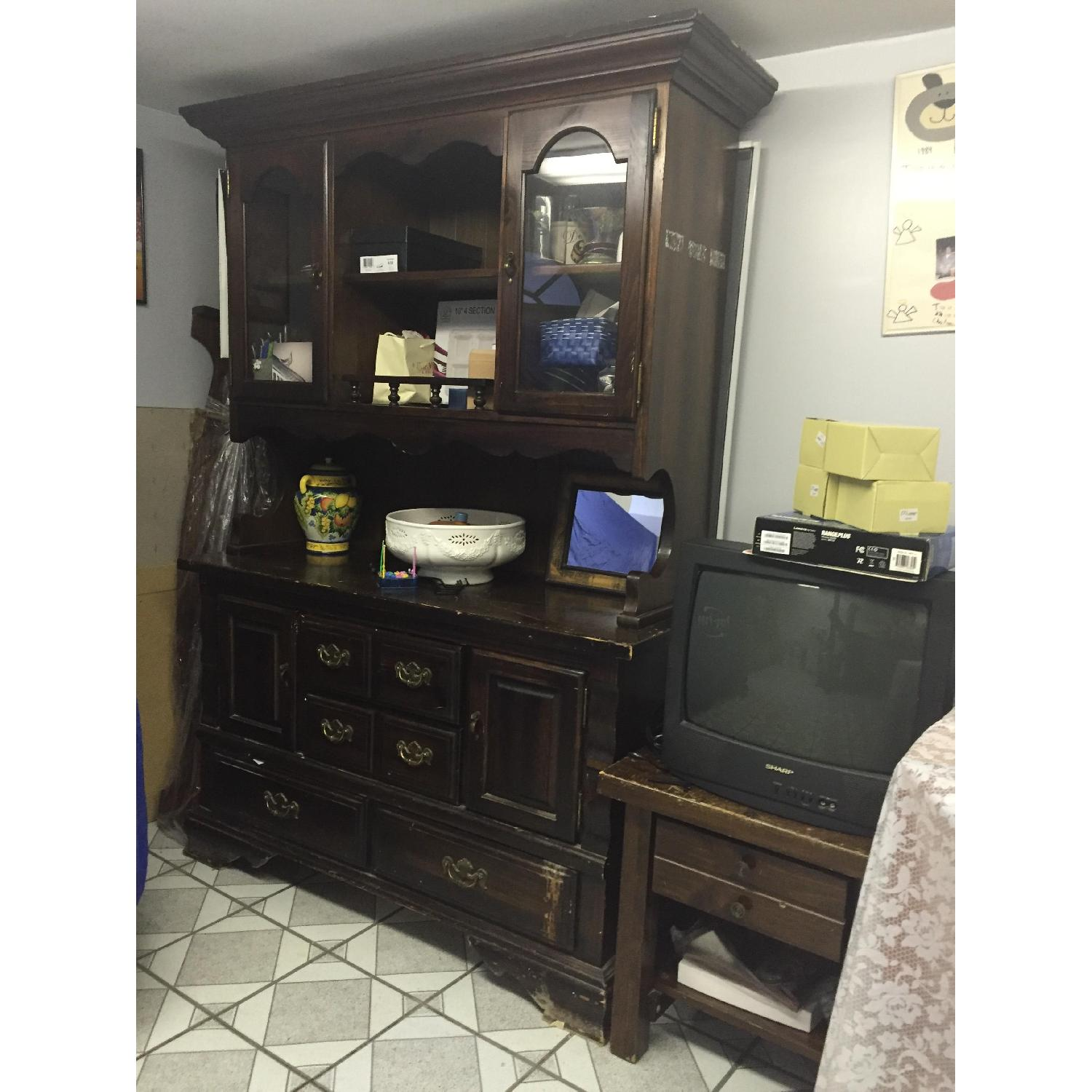 Kitchen/Dining Room Hutch - image-3
