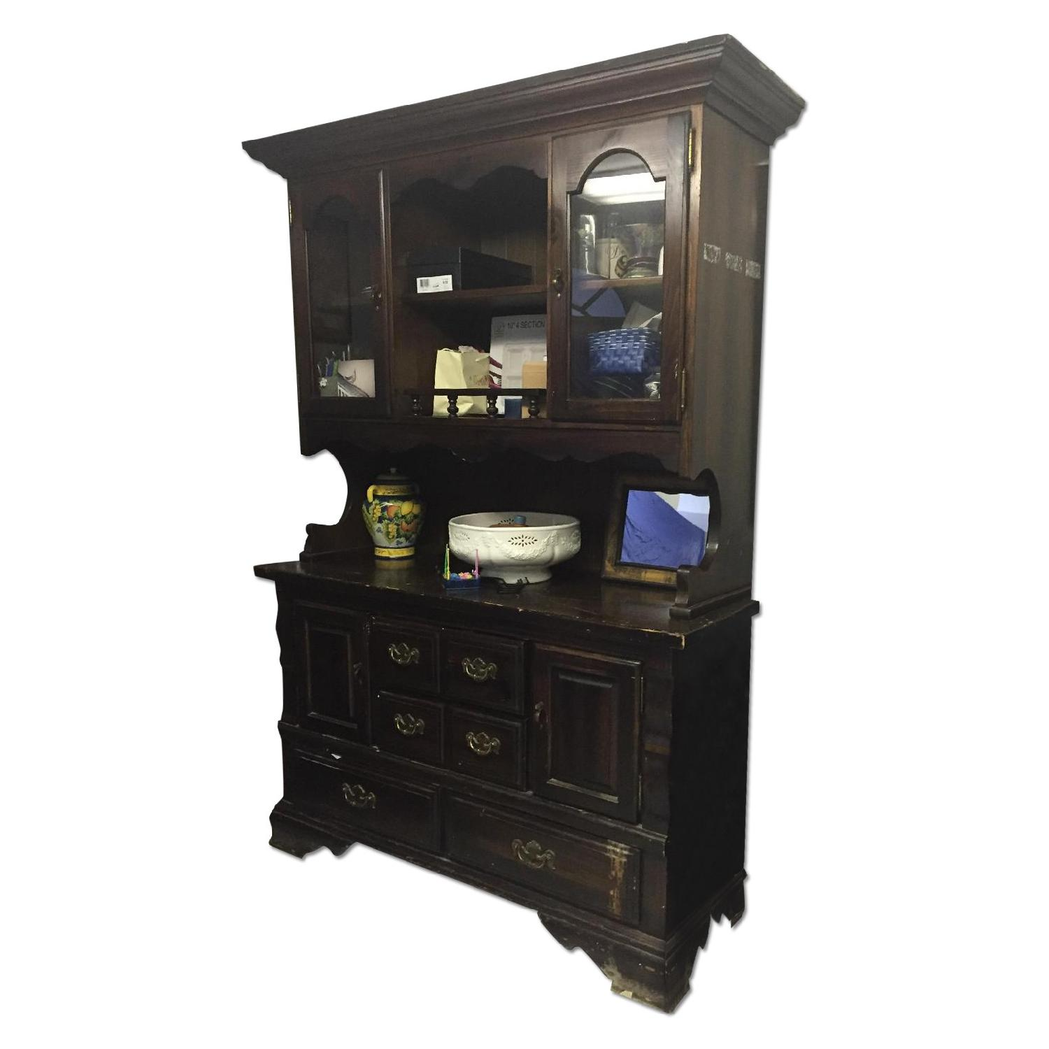 Kitchen/Dining Room Hutch - image-0