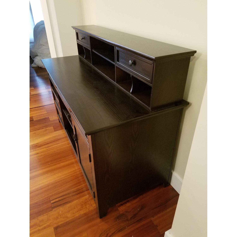 Steve Silver Company Desk w/ Multiple Drawers - image-2