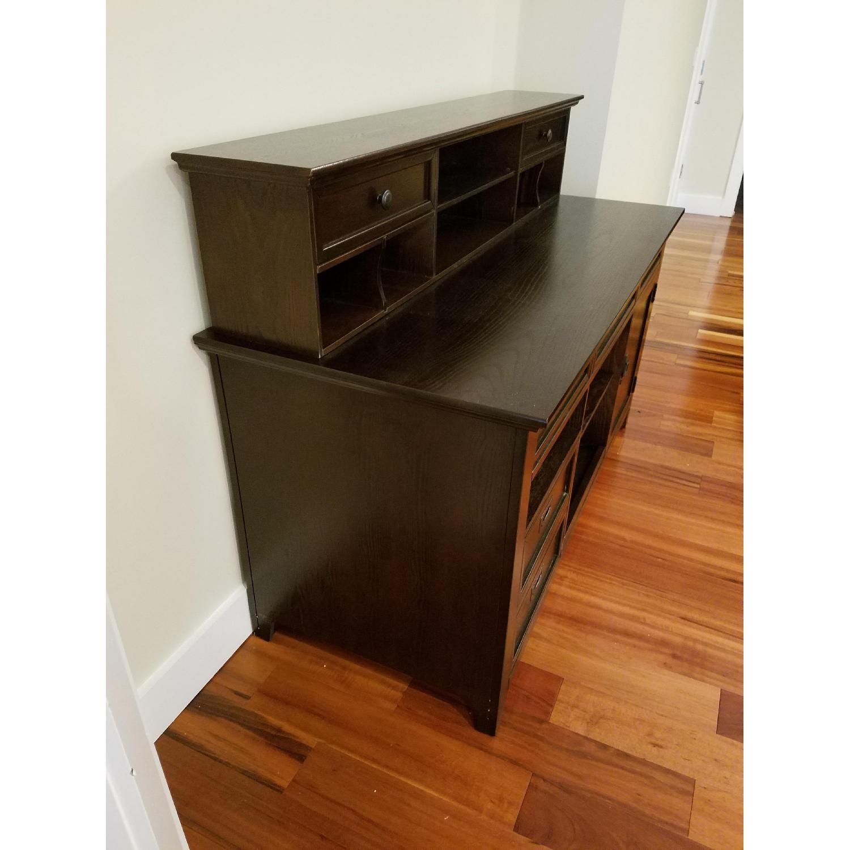 Steve Silver Company Desk w/ Multiple Drawers - image-3