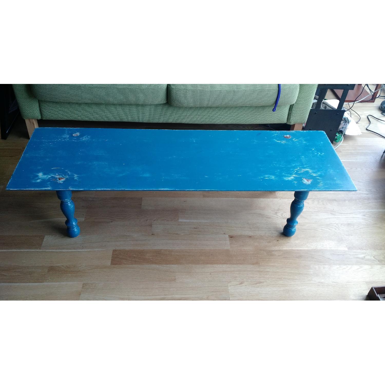 Cobalt Blue Coffee Table - image-1
