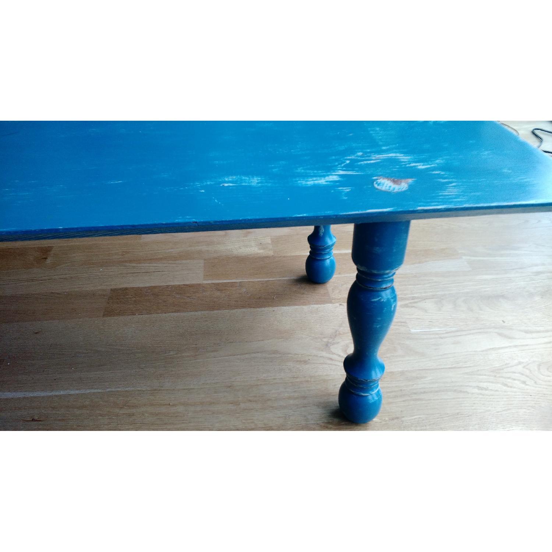 Cobalt Blue Coffee Table - image-3
