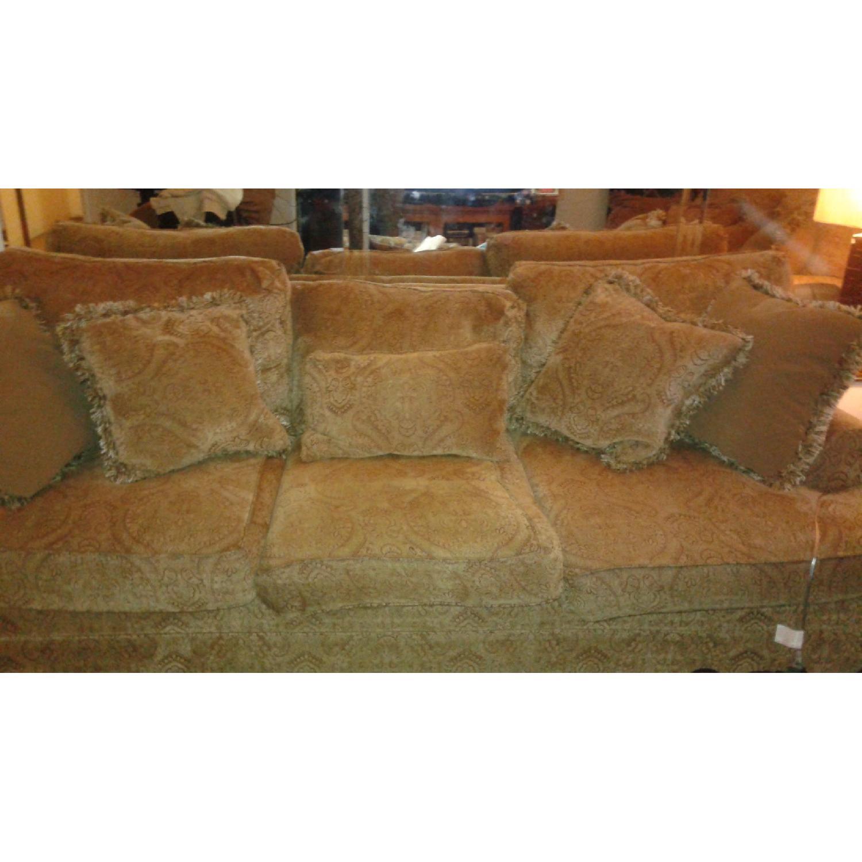 Raymour & Flanigan 3 Seater Sofa + Loveseat - image-1