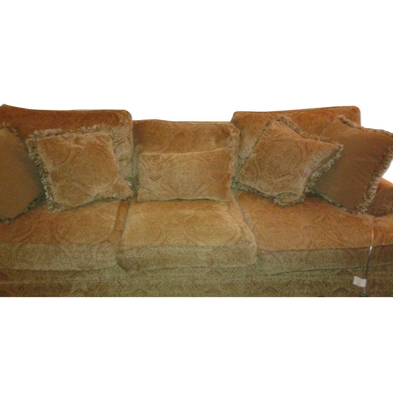 Raymour & Flanigan 3 Seater Sofa + Loveseat - image-0