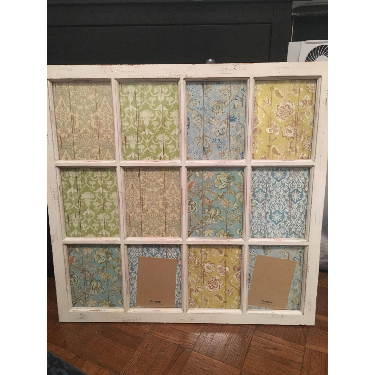 Pier 1 Wall Decor Multi Picture Frame - image-1