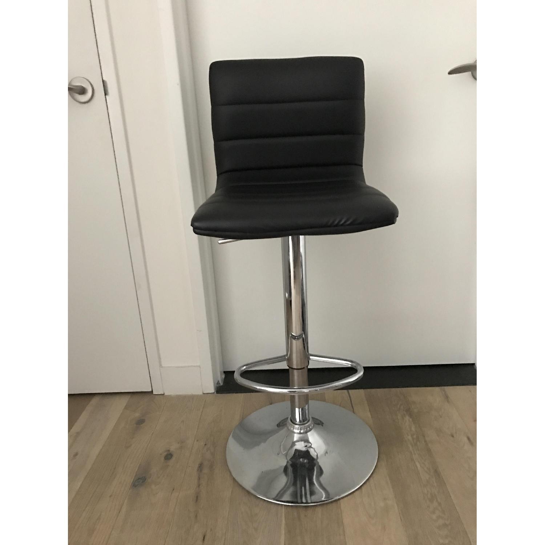 Modern Adjustable Barstools - image-1
