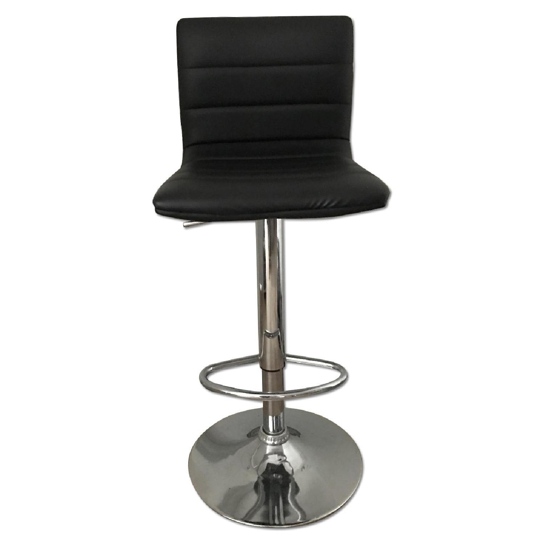 Modern Adjustable Barstools - image-0