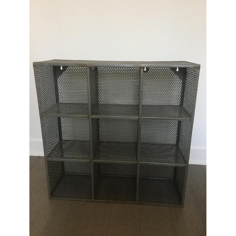 CB2 Sift Raw Wall Shelf - image-1
