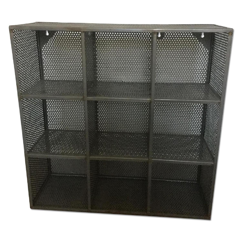 CB2 Sift Raw Wall Shelf - image-0