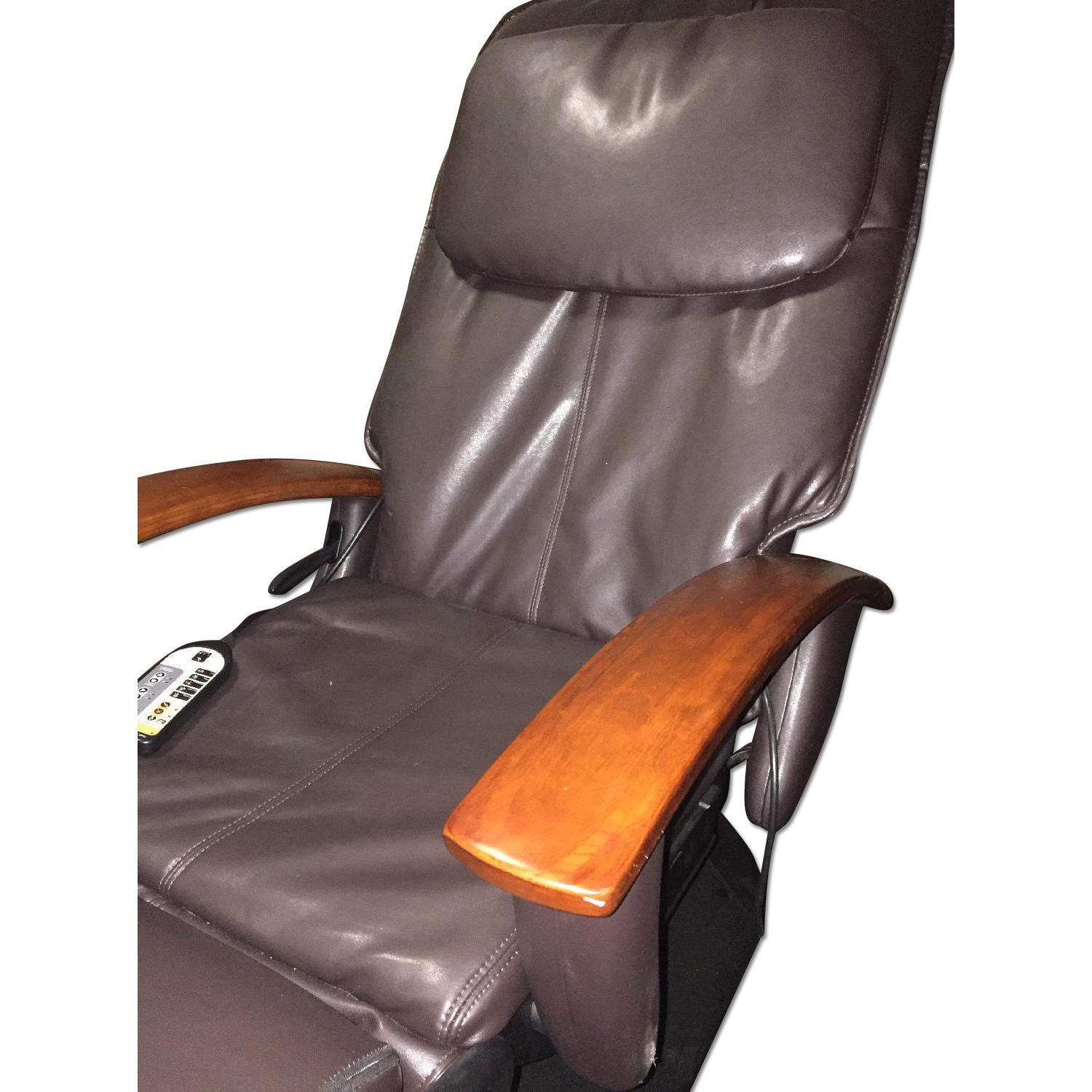Human Touch Massage Chair - image-0