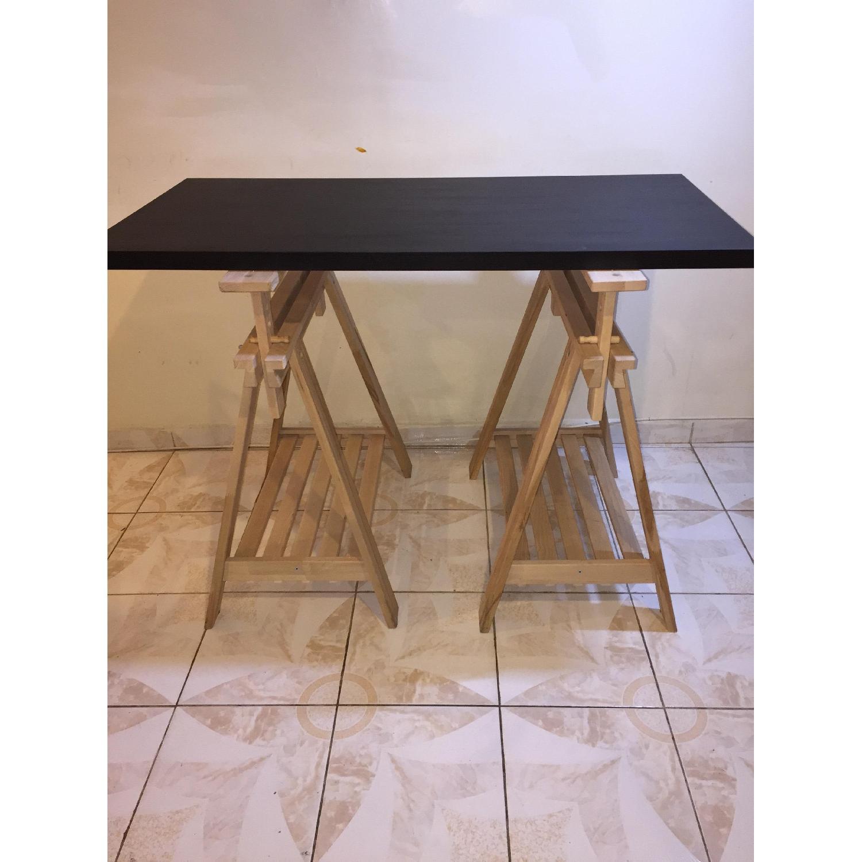 Ikea Finnvard Linnmon Desk - image-1