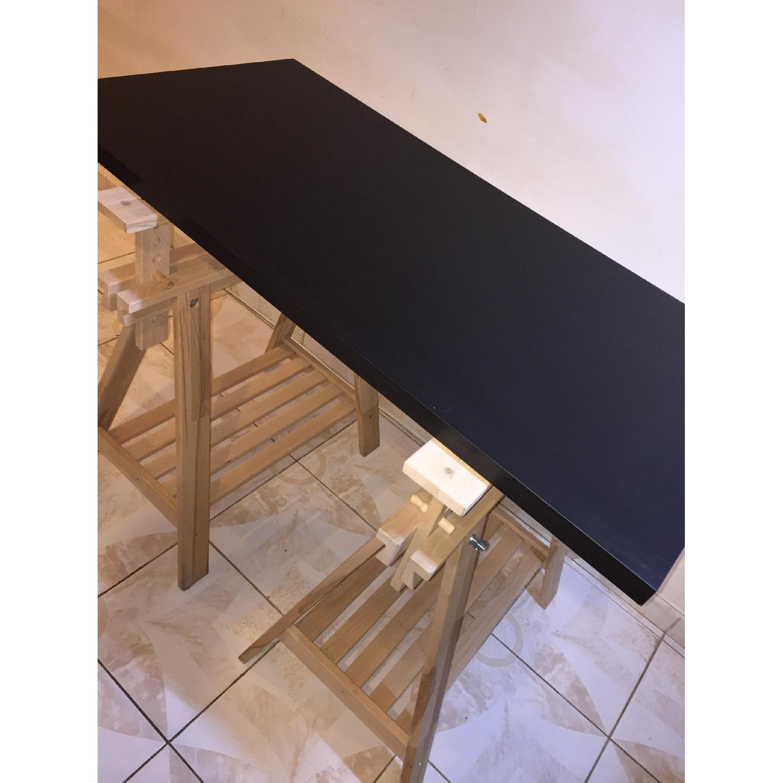 Ikea Finnvard Linnmon Desk - image-2