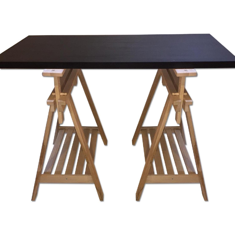 Ikea Finnvard Linnmon Desk - image-0