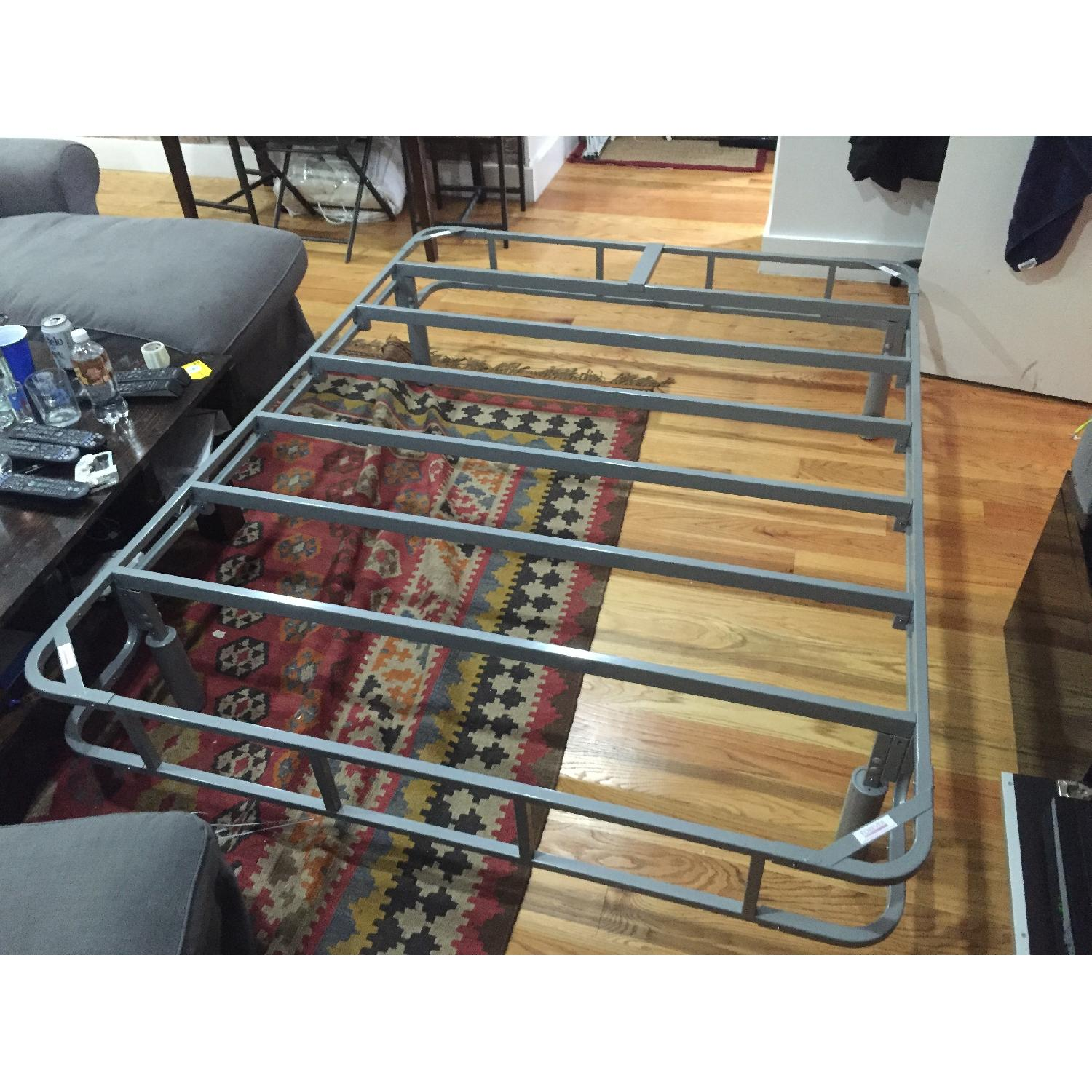 Forever Foundation Metro Queen Bed Frame - image-1