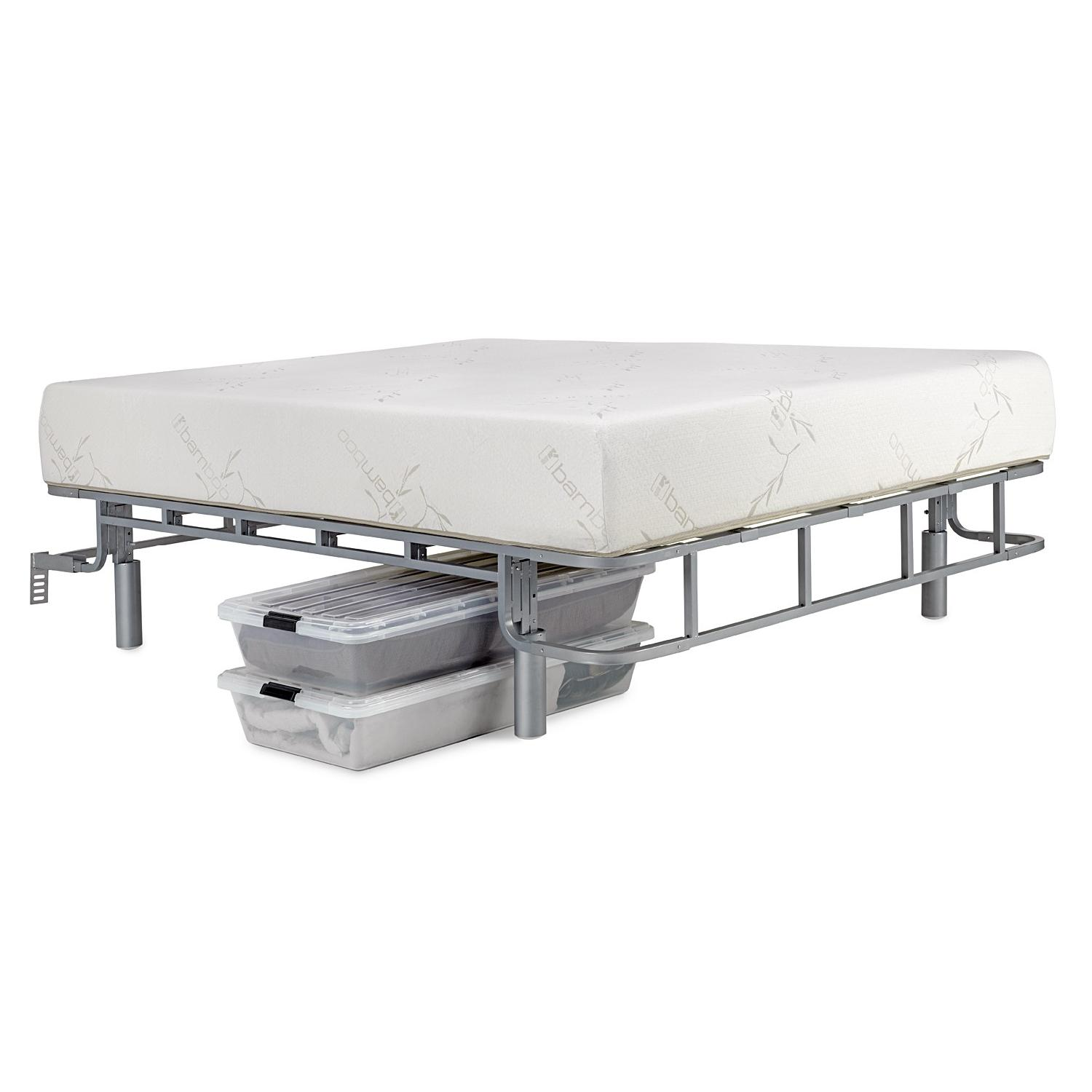Forever Foundation Metro Queen Bed Frame - image-6