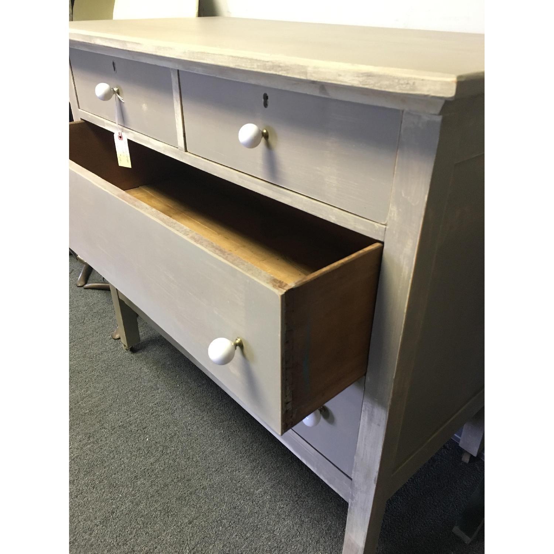 Antique Dresser on Casters - image-3