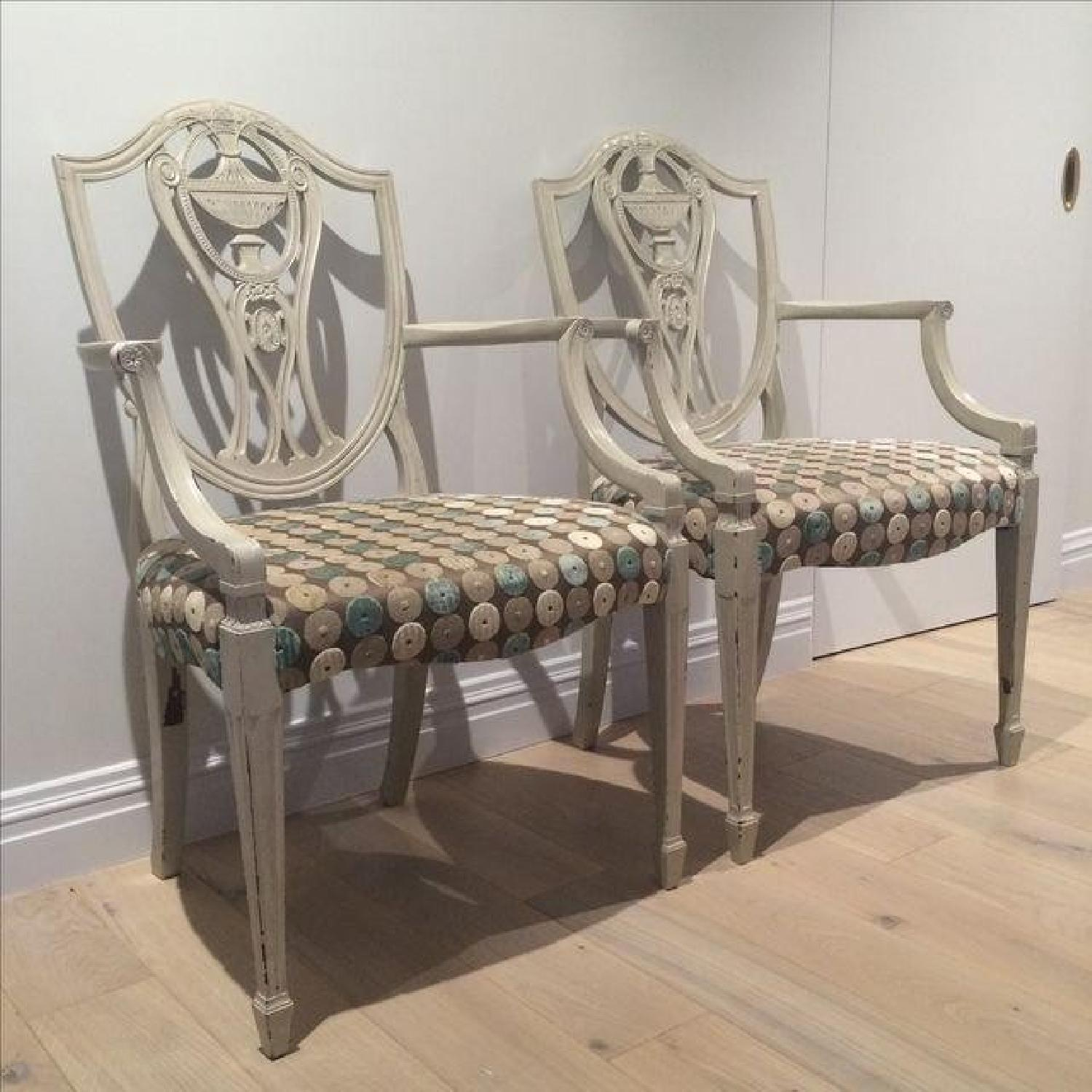 Transitional Upholstered Chairs - image-2