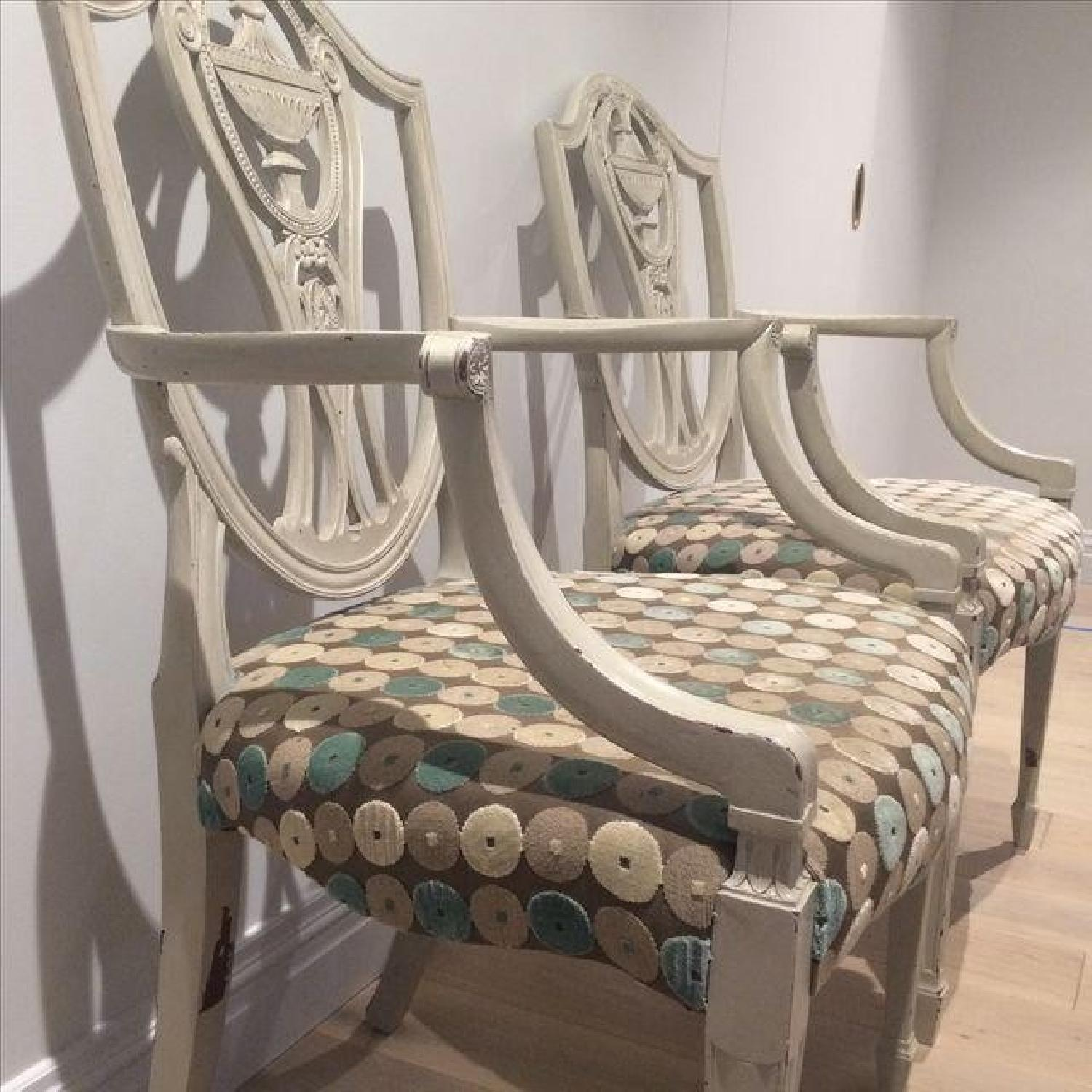 Transitional Upholstered Chairs - image-3