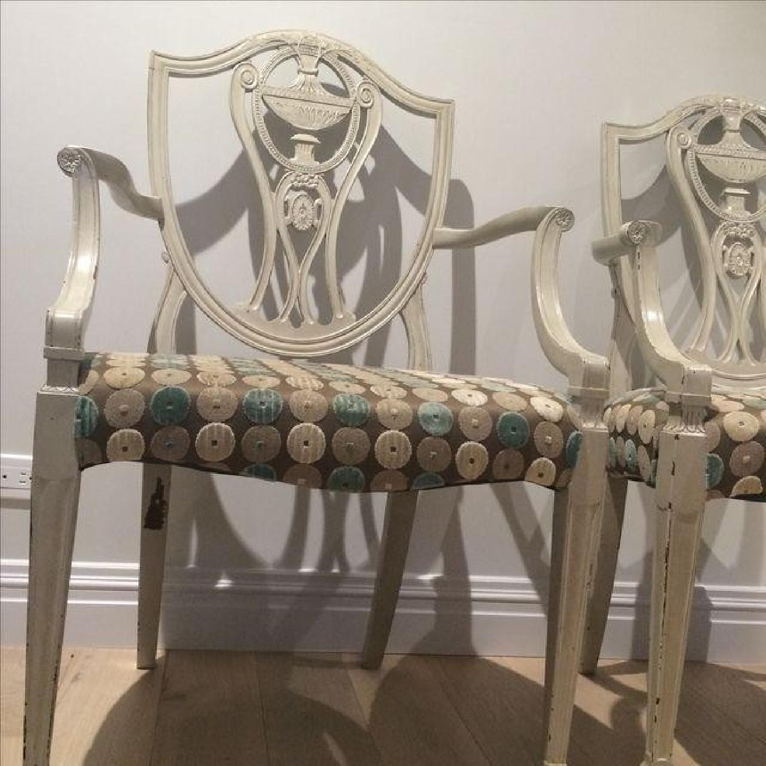 Transitional Upholstered Chairs - image-4
