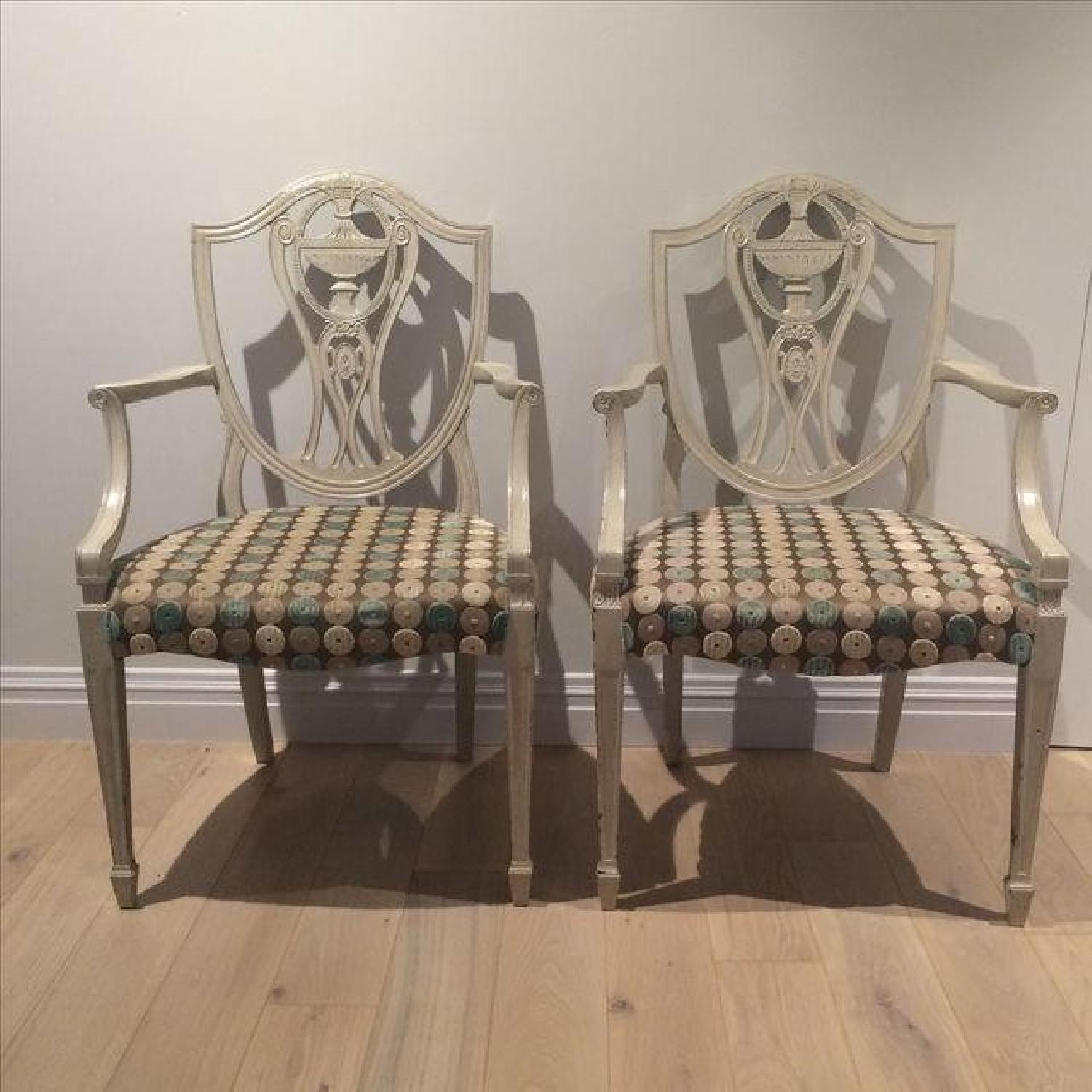 Transitional Upholstered Chairs - image-6